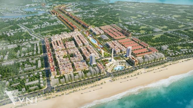 sungroup anh 2  - SSS_PV_01_BirdviewA - Sun Group khởi công quảng trường biển và đô thị du lịch tại Thanh Hóa