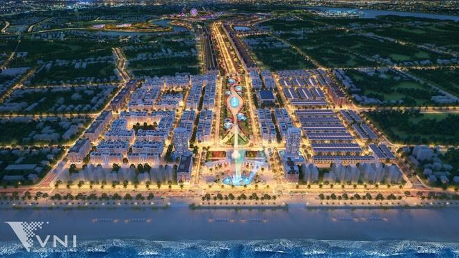 sungroup anh 4  - SSS_PV_05_BirdviewE - Sun Group khởi công quảng trường biển và đô thị du lịch tại Thanh Hóa