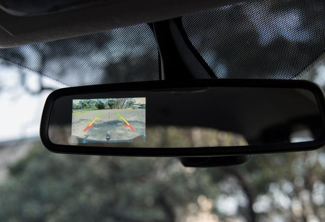 Mazda BT-50 được trang bị những công nghệ an toàn cao cấp.