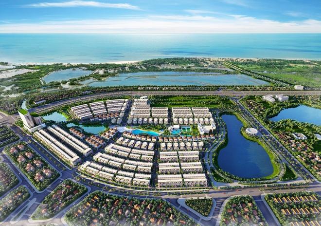 Khu đô thị thông minh kiểu mẫu tại Bà Rịa - Vũng Tàu - Bất động sản