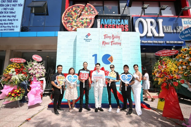 Domino's Pizza anh 1
