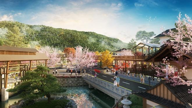 Sun Onsen Village anh 2