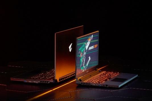 Laptop Aero 15,  Laptop Aorus anh 3