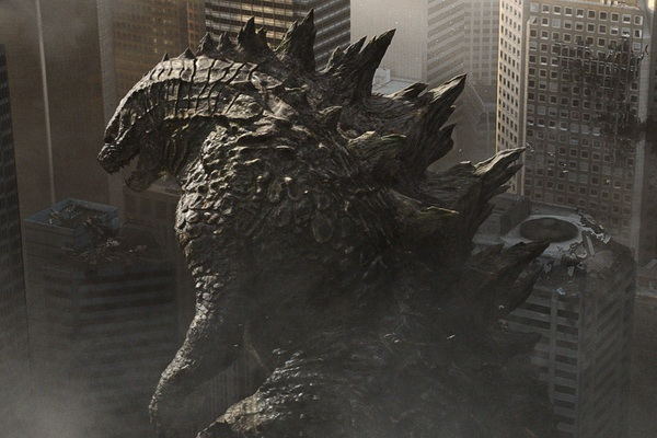 Vua quai vat Godzilla kho long tro ve Nhat Ban hinh anh