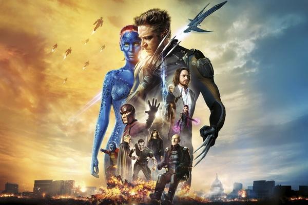 Nhung bi mat thu vi ve loat phim 'X-Men' hinh anh