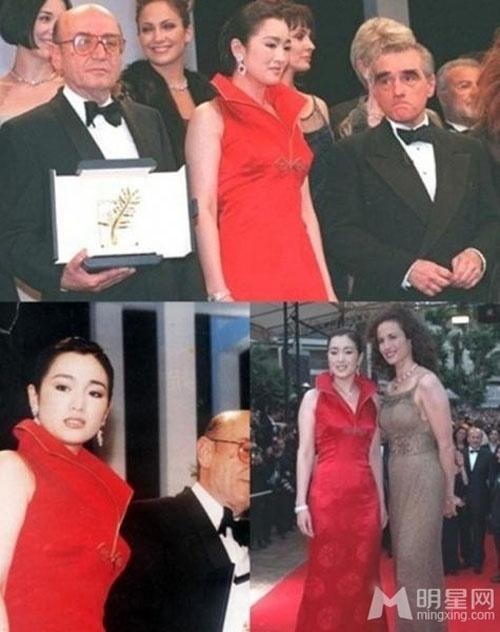 Chang duong lot xac cua my nhan Hoa tai Cannes hinh anh 4