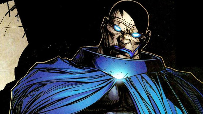 Tạo hình của Apocalypse trong nguyên tác truyện tranh X-Men.