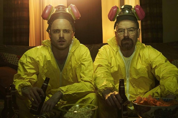 Sao up mo ve 'Breaking Bad' phien ban dien anh hinh anh
