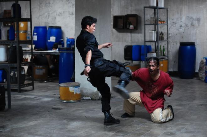 Bom tan hanh dong 'The Raid 2' dam mau ngoai suc tuong tuong hinh anh 1