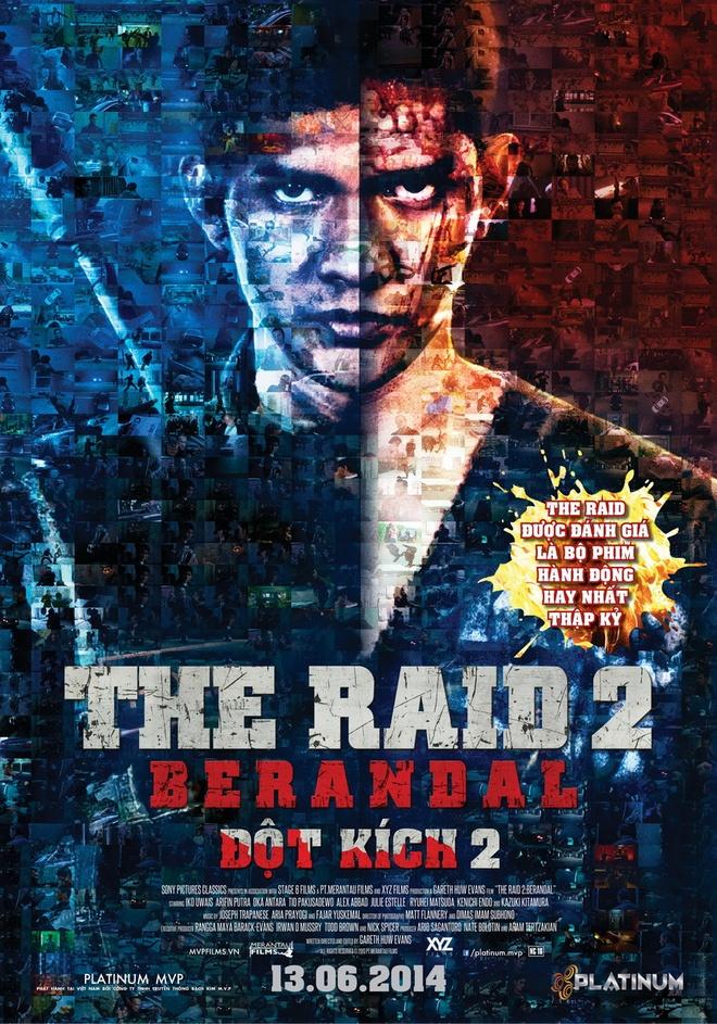 Bom tan hanh dong 'The Raid 2' dam mau ngoai suc tuong tuong hinh anh 9