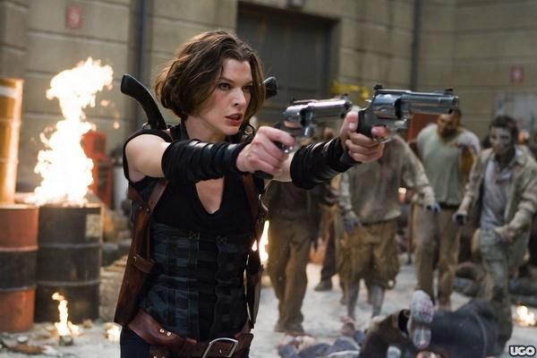 Loat phim xac song 'Resident Evil' khep lai voi phan 6 hinh anh