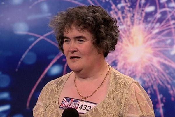 Susan Boyle gay soc khi tham gia 'Britain's Got Talent' hinh anh