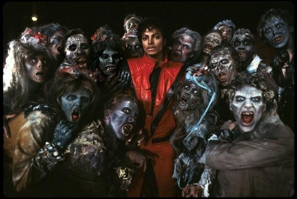 Hau truong thu vi tu cac MV dinh dam cua Michael Jackson hinh anh