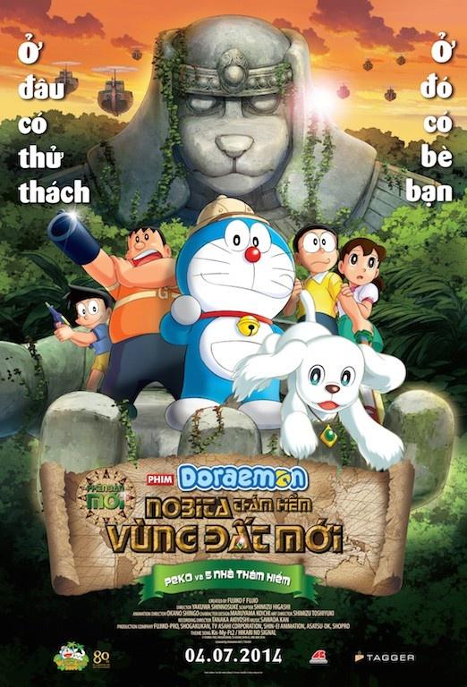 Phim kinh di Viet doi dau bom tan My tai rap trong thang 7 hinh anh 3 d