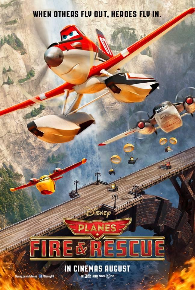 Phim kinh di Viet doi dau bom tan My tai rap trong thang 7 hinh anh 6 Planes là thương hiệu phim ăn theo từ Cars, loạt phim hoạt hình ăn khách do Pixar sáng tạo nên.