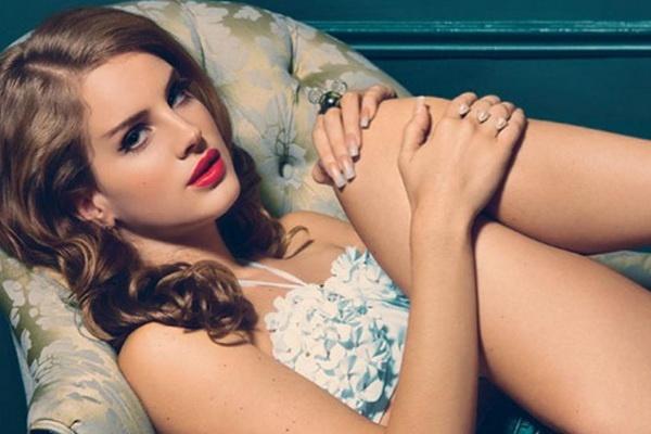 Lana Del Rey lan dau gianh ngoi quan quan Billboard 200 hinh anh