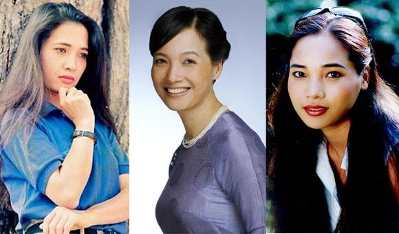 5 gia dinh danh gia bac nhat lang phim Viet hinh anh 11 Ba người con tài sắc của vợ chồng NSND Trần Tiến - Lê Mai: NSƯT Lê Vân, NSND Lê Khanh và NSƯT Lê Vy (từ trái qua phải).