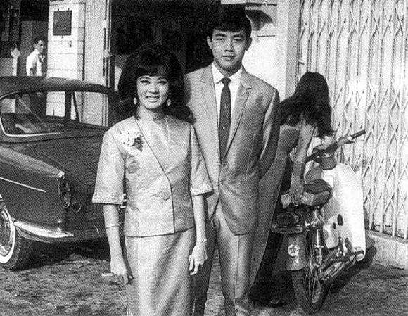 5 gia dinh danh gia bac nhat lang phim Viet hinh anh 13 Hai chị em NSƯT Thanh Nga và NSƯT Bảo Quốc.