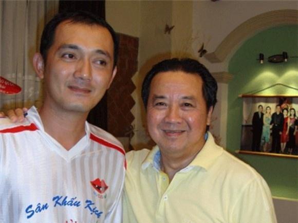5 gia dinh danh gia bac nhat lang phim Viet hinh anh 15 Bảo Quốc và người cháu quá cố Hữu Lộc.