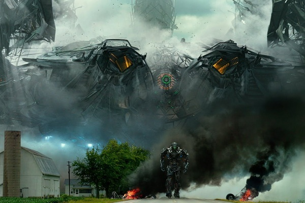 'Transformers 4': Hoanh trang nhung khong it san hinh anh