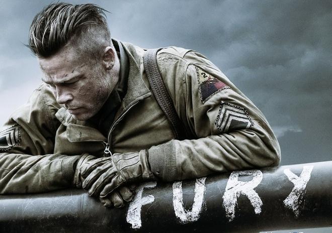15 phim bom tan duoc cho doi nhat trong nua cuoi 2014 hinh anh 10 Fury