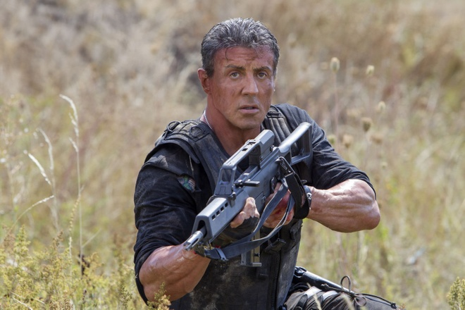 15 phim bom tan duoc cho doi nhat trong nua cuoi 2014 hinh anh 4 The Expendables 3