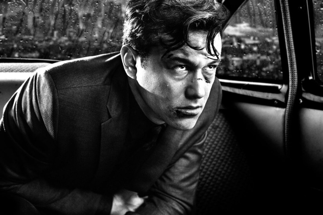 15 phim bom tan duoc cho doi nhat trong nua cuoi 2014 hinh anh 5 Sin City: A Dame to Kill for