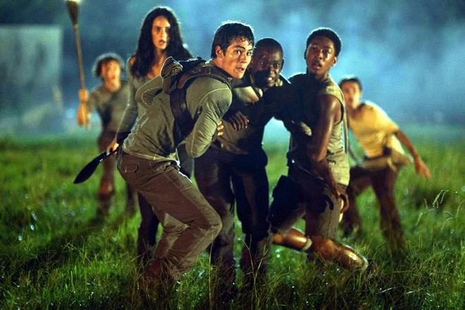 15 phim bom tan duoc cho doi nhat trong nua cuoi 2014 hinh anh 6 The Maze Runner