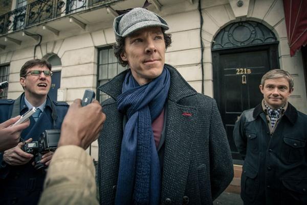 'Sherlock' chinh thuc tro lai trong nam 2015 hinh anh
