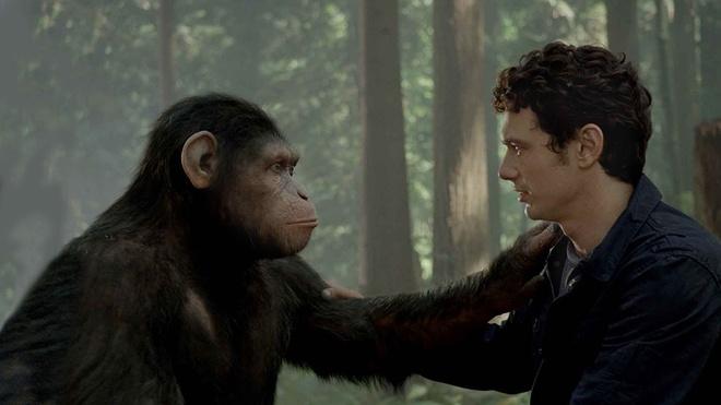 Cuoc chien dam mau trong 'Su khoi dau cua hanh tinh khi' hinh anh 1 Câu chuyện về mối quan hệ giữa Will Rodman và Caesar trong Rise hết sức cảm động, nhưng đó lại bắt nguồn cho bi kịch của nhân loại.