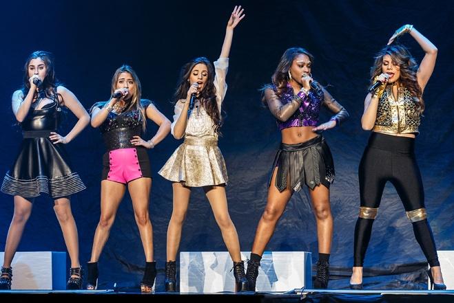 Ca khuc 'BO$$' cua Fifth Harmony hinh anh