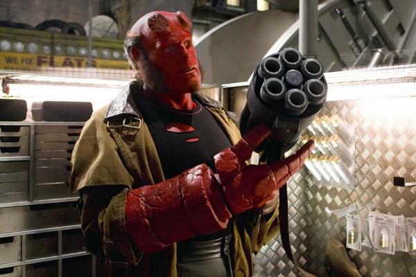 'Hellboy 3' chi la giac mo cua dao dien Guillermo del Toro hinh anh