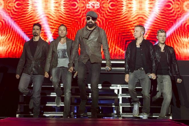 Backstreet Boys va Paul Anka huy dien tai Israel hinh anh 2