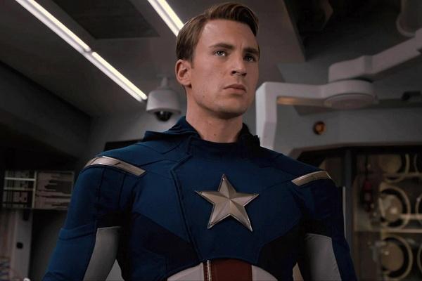 Chris Evans chua muon gac khien Captain America hinh anh