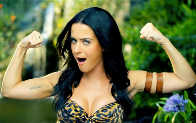 Katy Perry dan dau danh sach de cu am nhac MTV EMA 2014 hinh anh