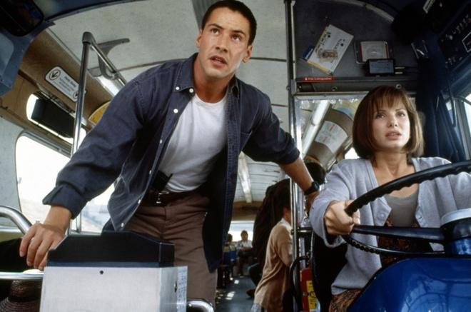 Keanu Reeves xac nhan se co 'Speed 3' hinh anh