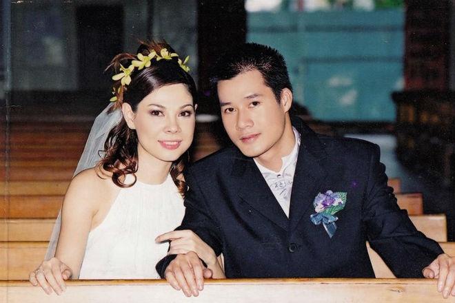 Thanh Thao - Quang Dung: Moi tinh khac thuong cua Vbiz hinh anh