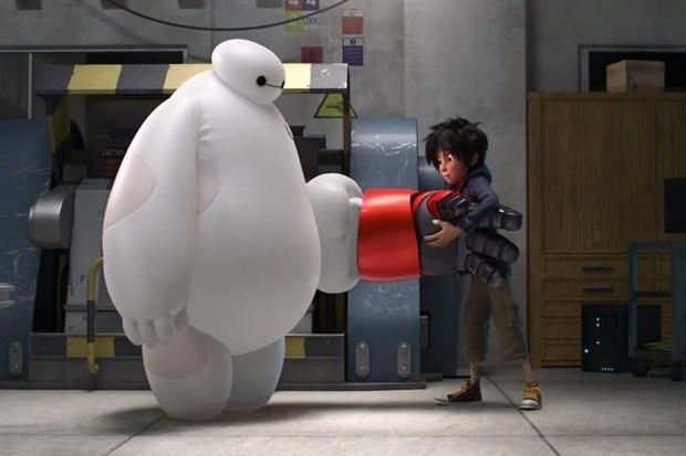 'Big Hero 6' - Bom tan hoat hinh ca nha deu thich me hinh anh
