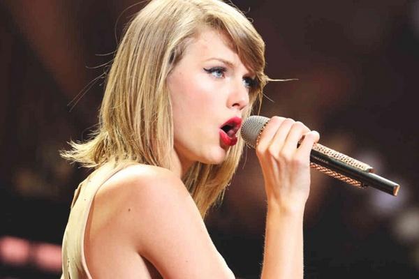 Taylor Swift chuan bi lap ky luc am nhac moi hinh anh