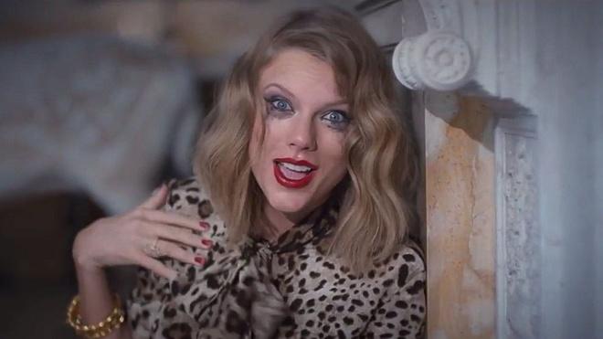 'Blank Space' - MV dep nhat trong su nghiep Taylor Swift hinh anh