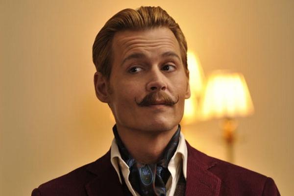 Johnny Depp hoa than thanh quy toc di tim tranh bi danh cap hinh anh