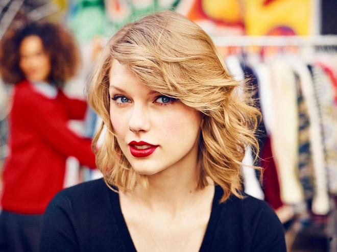 CD '1989' cua Taylor Swift thong tri Billboard tuan thu ba hinh anh