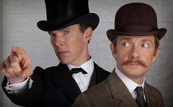 Tap phim 'Sherlock' dac biet he lo hinh anh dau tien hinh anh