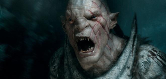 Phan cuoi 'The Hobbit' kiem bon tren dau truong quoc te hinh anh
