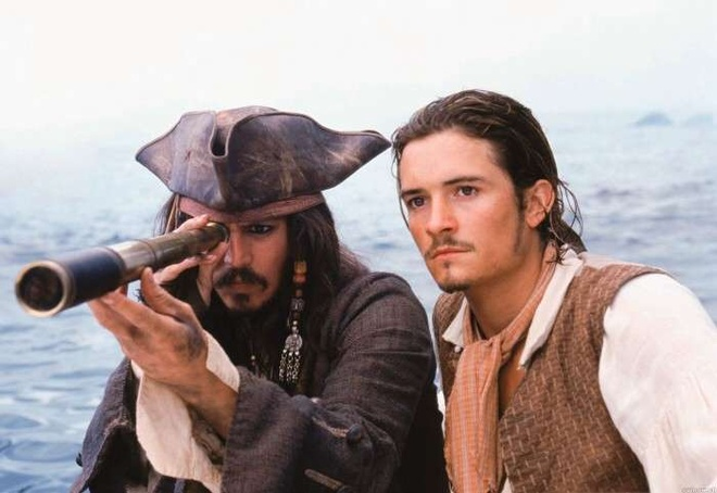 Orlando Bloom co the xuat hien trong 'Cuop bien Caribe 5' hinh anh