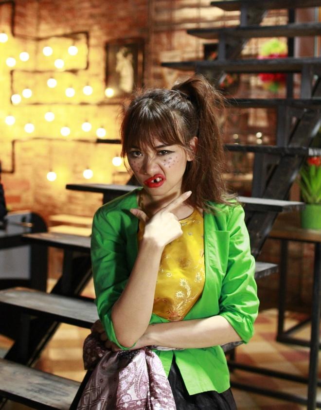 Son Tung khong phan biet duoc Hari Won va ban gai trong phim hinh anh 2