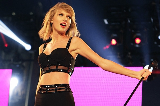 Taylor Swift tai chiem ngoi dau Billboard 200 hinh anh