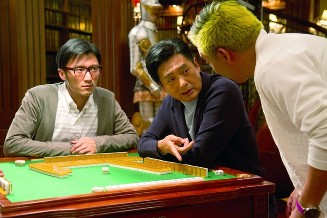 Phim Hong Kong that the tren san nha trong nam 2014 hinh anh