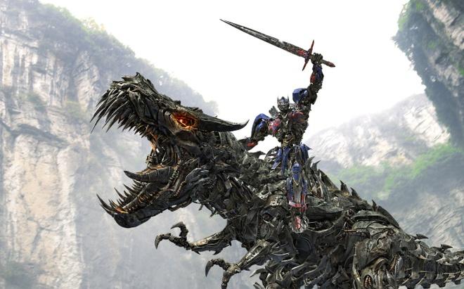 Bom tan 'Transformers 4' dan dau de cu Mam xoi vang 2015 hinh anh