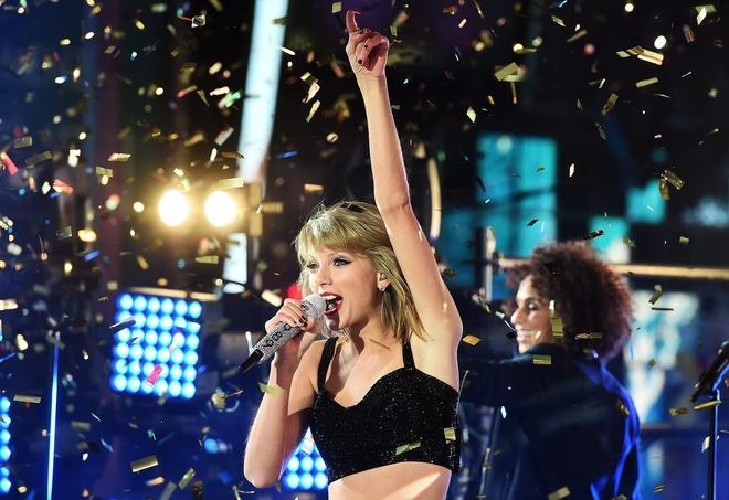 Album '1989' cua Taylor Swift sap can moc 4 trieu ban hinh anh